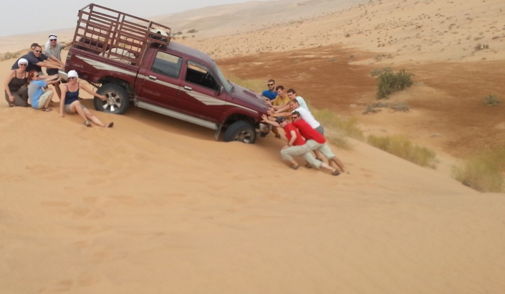 Jordan Jeep Tours