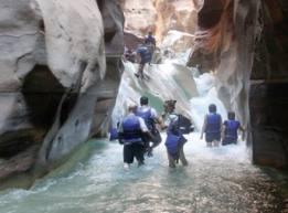 Ibex Trail tour