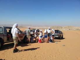 A Day Tour to Petra and Wadi Rum from Eilat or Aqaba