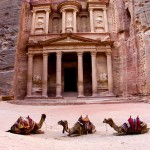 Petra tour from Amman