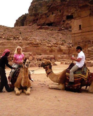Camels Riding Tours