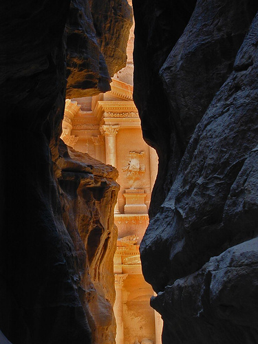 Tour to Petra and Wadi Rum from Amman
