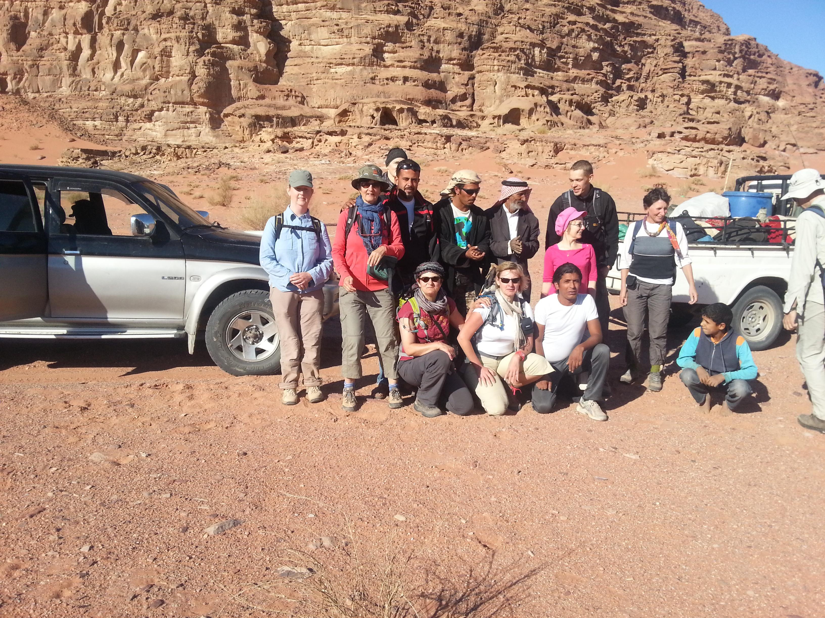 Jordan Bedouin experience